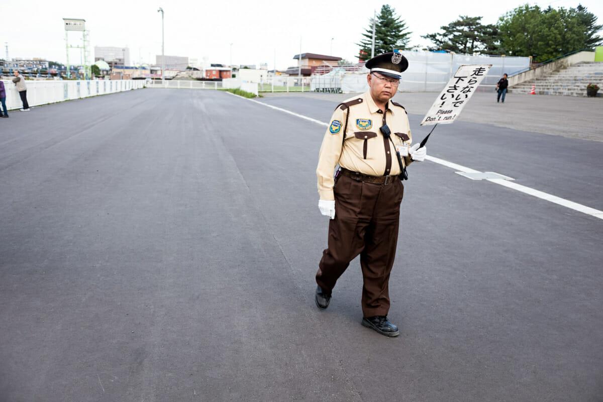 banei horse racing in Hokkaido