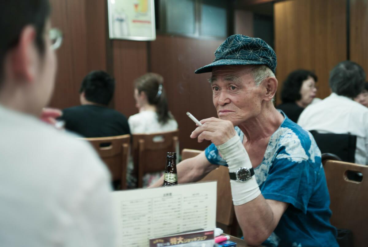 old Tokyo drinker
