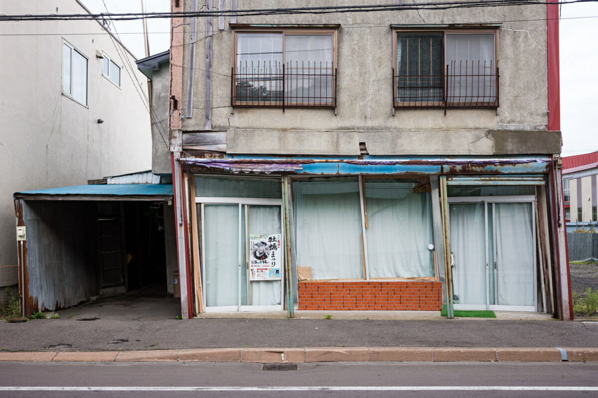 photographs from Hokkaido in northern Japan