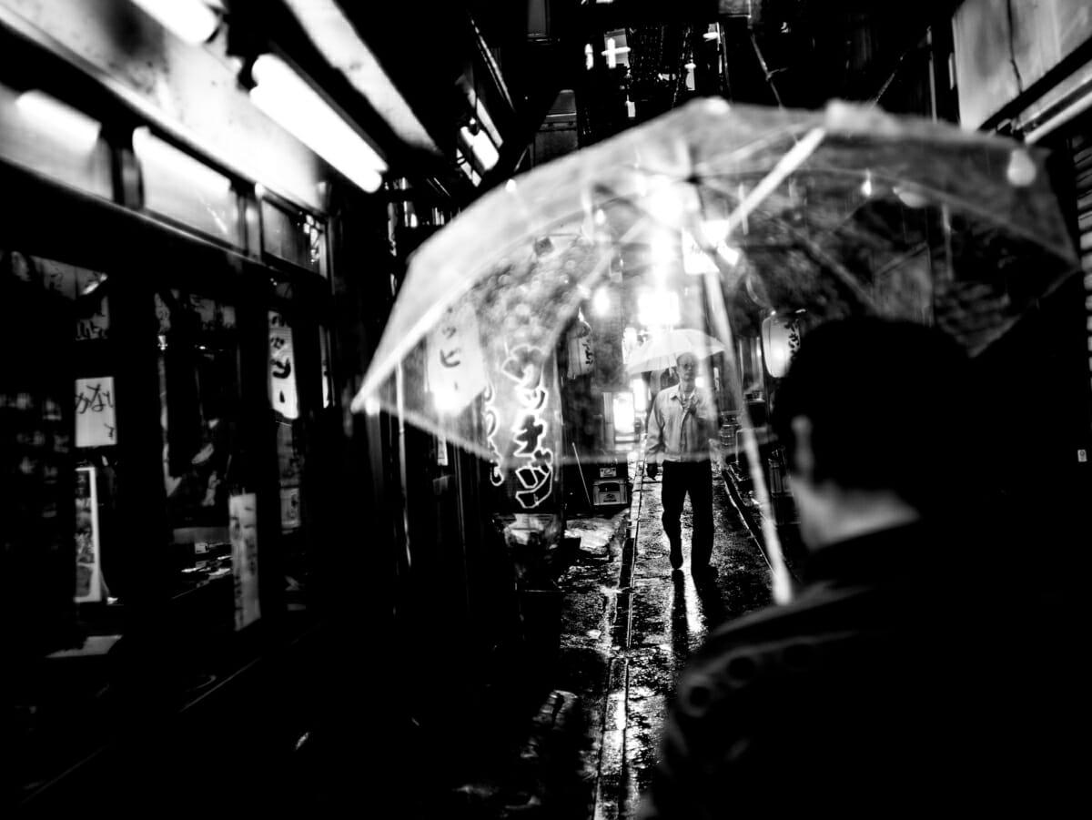 tokyo piss alley Omoide Yokocho
