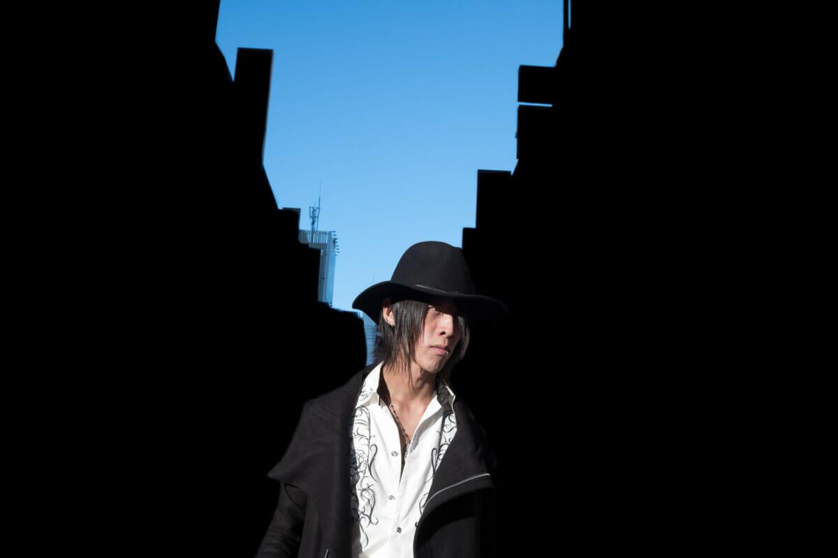 an urban Tokyo cowboy
