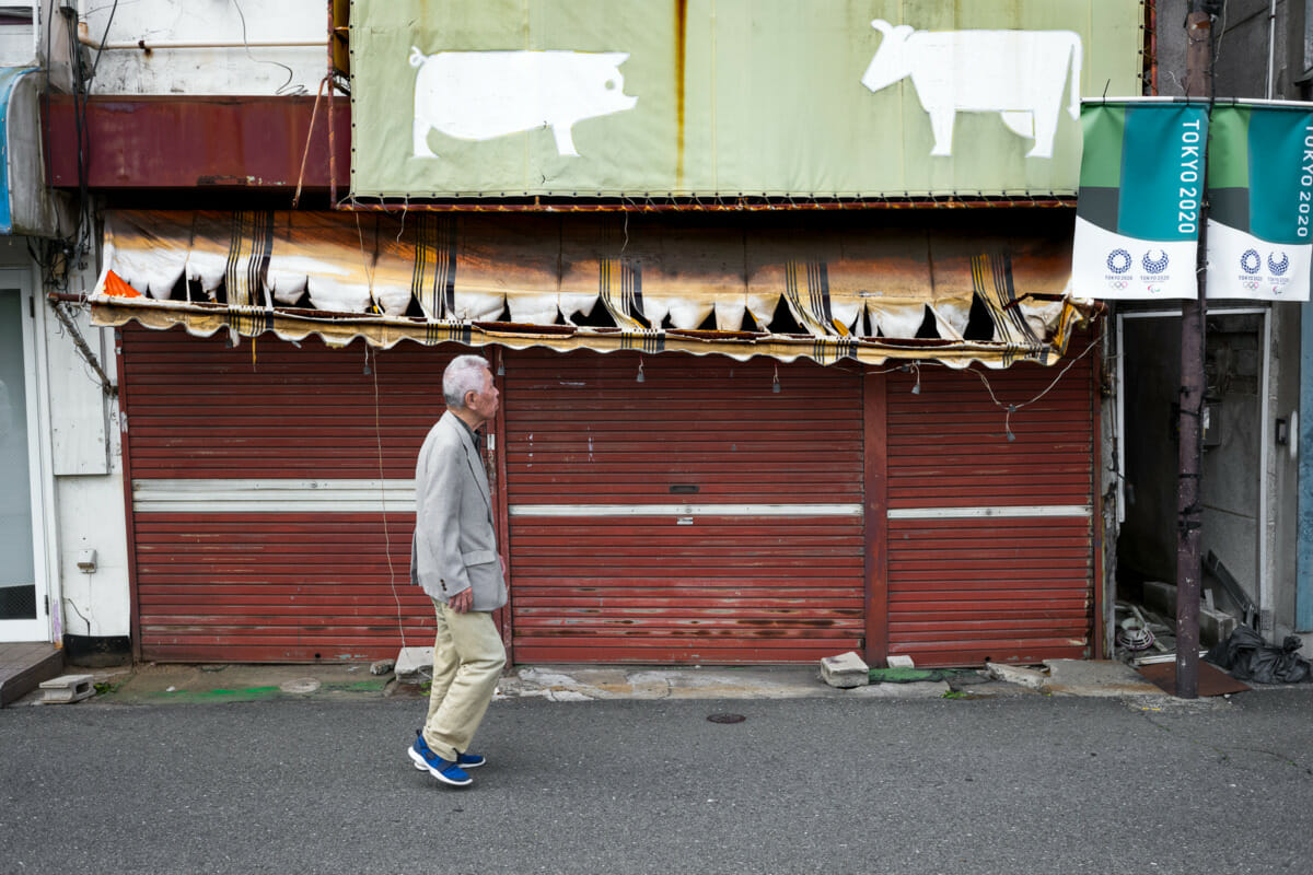 tokyo 2020 olympics in tatters