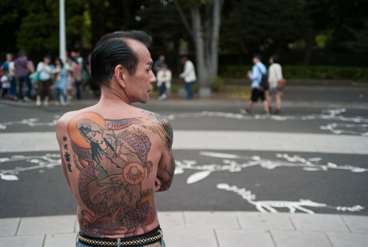 tokyo tattoos
