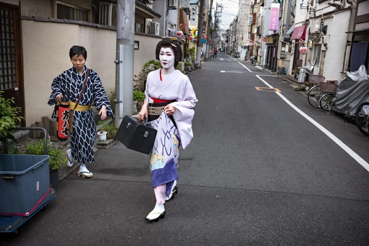 a tokyo geisha