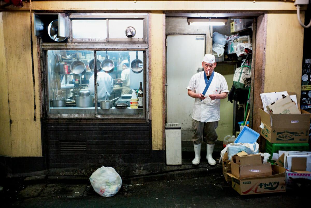 Tokyo kitchen confidential