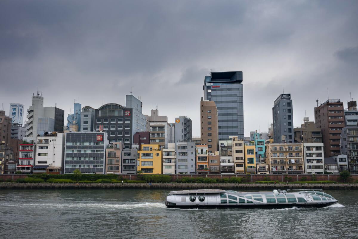 Tokyo's past, present and retro future