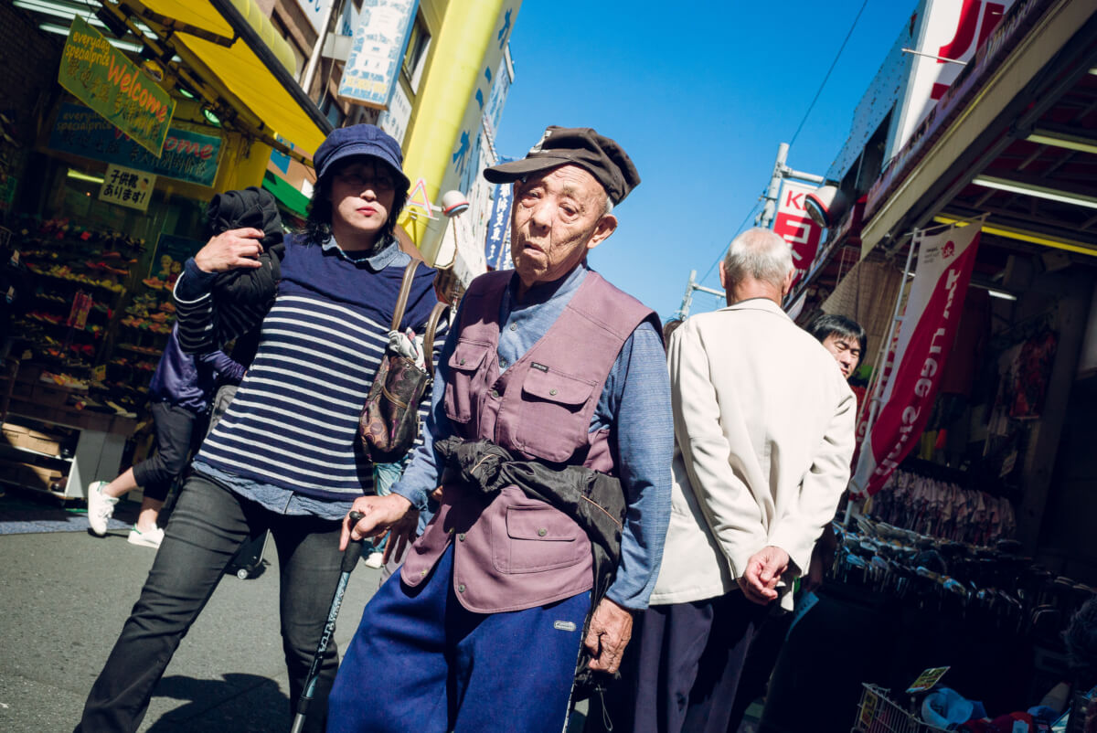 tokyo shopping blues