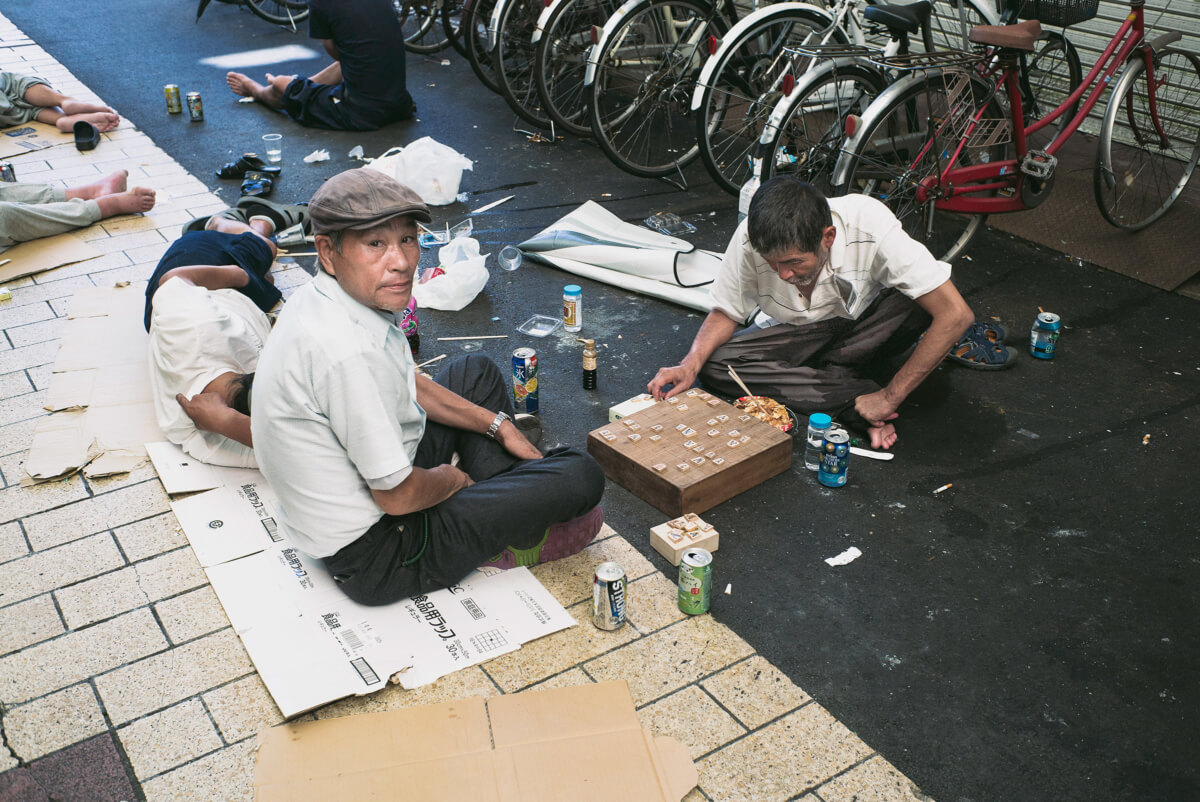 tough tokyo street shogi