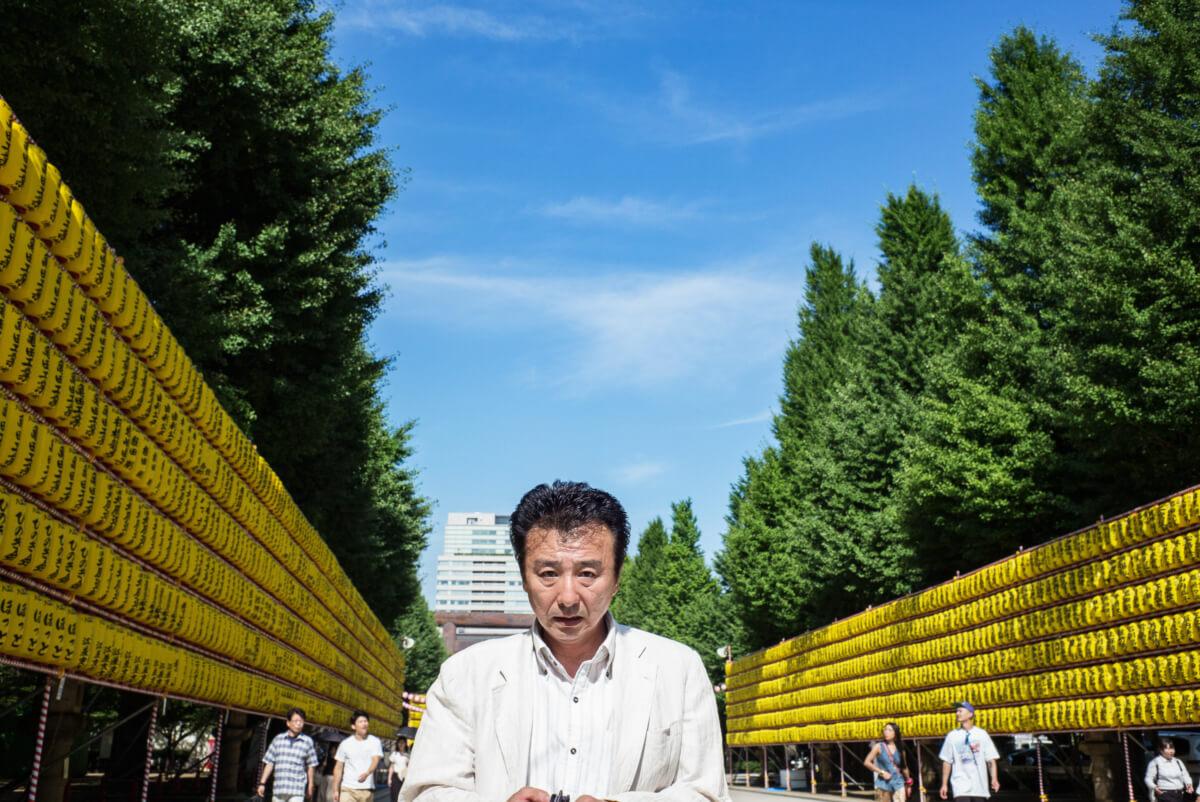 Tokyo summer lanterns and looks