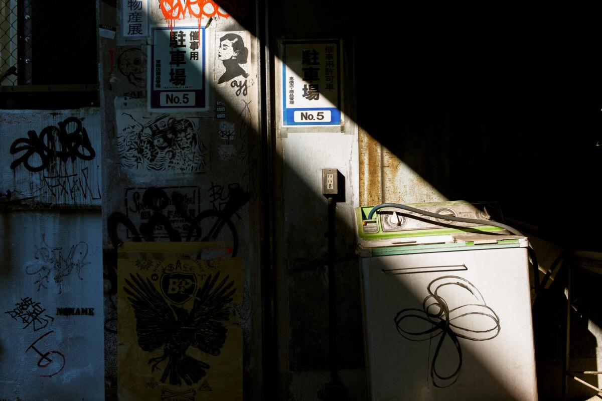 audrey hepburn urban art in Tokyo